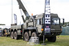 British Army REME Display/MAN 8x8 Recovery Truck PG63AB (NTG842) Tags: truck army wings wheels and british recovery dunsfold 2014 reme 8x8 pg63ab displayman