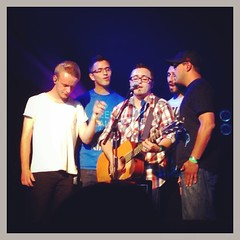 "Photo cred to @gemmabolton for this pic of @urtheband  #cf14uk @creationfestuk #urtheband • <a style=""font-size:0.8em;"" href=""https://www.flickr.com/photos/34489975@N08/14859096756/"" target=""_blank"">View on Flickr</a>"