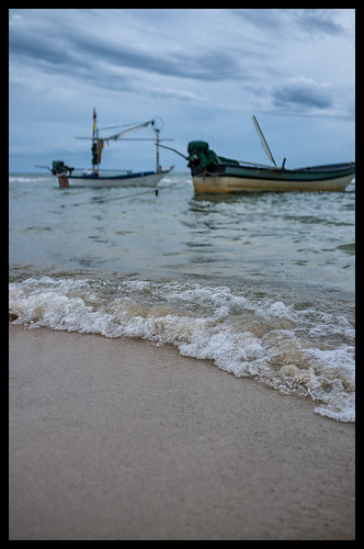 Hua Hin Afternoon, August 2014