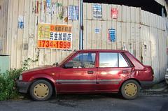 daihatsu skywing cdsii taiwan charade g11 daihatsucharade... (Photo: rvandermaar on Flickr)