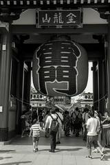 Kaminarimon Gate (akaryn) Tags: asakusa rolleixf35