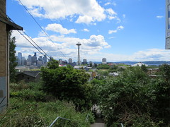 Skyline, Seattle, WA (KevinB 87) Tags: seattle seattlewaskyline towers highrise downtown citycenter seattlewa 1201thirdavenueseattlewa seattlemunicipaltower