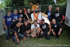Staff & Backstage Samedi 16 août 2014