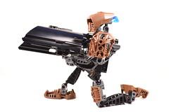 Ponos (Jam Pot Studios) Tags: iron jungle bionicle toa nui matoran turaga psionics vakau