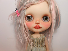 Custom girl for my beloved Inika :3