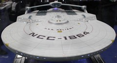 2014-Starship U.S.S. Reliant NCC-1864 Model  at SDCC on Friday-01 (David Cummings62) Tags: california ca startrek movie model sandiego photos calif comiccon moves starship cummings reliant tvseries davidcummings davecummings ussreliant ncc1864