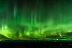 Alaskan Night (Dan Moran AK) Tags: mountains alaska night landscape nikon nightscape wideangle aurora nightsky northernlights alaskarange denalihighway d7100 tokina1116 tokinaatx116prodxii
