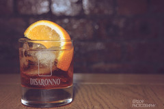 Week 34 - Time For A Drink (Ashey1209) Tags: orange ice fruit drink beverage drinking slice alcohol disaronno