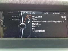 Treffer von Wohin? an BMW ConnectedDrive senden 2