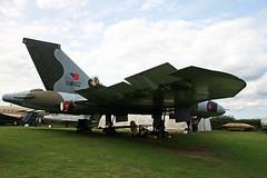 City of Norwich Aviation Museum (Bad Wolf Babe) Tags: vulcan cityofnorwichaviationmuseum lindajenkins vulcanbomberxm612