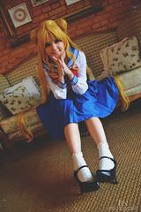 "Sailor Moon ""Casual"" Version (Barbara Naomi) Tags: camera school moon photoshop lens 50mm nikon uniform cosplay sweet sleep secret hipster jardin fantasy le casual editing cosplayer sailor sailormoon usagi usagitsukino tsukino d5200 lejardinsecret"