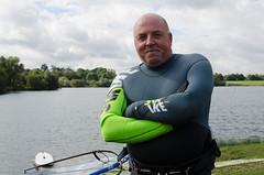 Paul - Stranger 4 (mehmi's) Tags: lake water marina duck surf wind lock fat surfing bray rajesh mehmi
