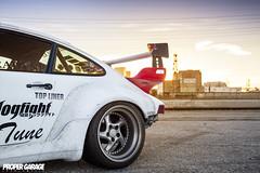 AmirPorscheSide (Proper Garage) Tags: california cali racecar bride la track 911 wing porsche modified custom dogfight trackstar porsche911 losangelos 964 widebody porsche964 nartia circuitsoul naritadogfitnarita