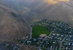 Aerial View Over Sun Valley Idaho (SLDdigital) Tags: landscape aerialview sunvalley sunvalleyidaho slddigital sunvalleyidaholandscape