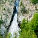 cascade de la Pisse près de Ceillac