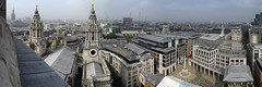 London from St Paul's (Loe Giesen) Tags: