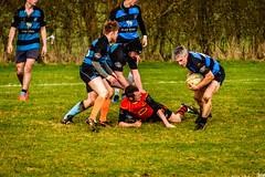 Witney 3's vs Swindon College-1157