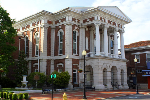Christian County Courthouse - Hopkinsville, KY