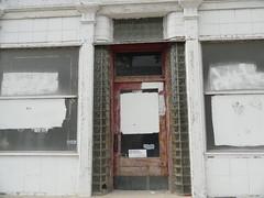 Abandoned White Wash (Steph M Clark) Tags: louithaca2013 abandoned louisville kentucky urban whitewash building