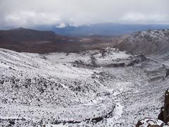 475 - Vue de la vallée de l'autre côté du South Crater