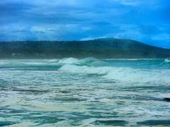 sml-fhdr-DSCN0206 (elphweb) Tags: roughseas roughsea ocean nsw australia sea water waves breakers storm coast coastal falsehdr fhdr bigwaves bigsurf surf foam mist