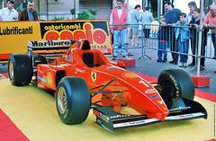 ferrari 310 (SIMEONI STEFANO + 500000 views) Tags: minoltasrt101b mondo europa nazione regionelazio italia rieti car auto rosso ferrari pellicola kodak