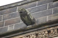 Gargoyles of Paisley Abbey (gordonjc) Tags: abbey scotland gargoyle paisley renfrewshire paisleyabbey