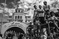 San Juan Fiesta 2014 (Johann Fredrik Nery) Tags: street san fuji fiesta juan cityhall philippines fujifilm bata pista 18mm 2014 johnthebaptist wattah xe1 fujifilmph wattahwattah lakingsanjuan