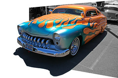 IMG_0815ok (envisionpublicidad) Tags: auto show old classic car vintage orleans paint expo muscle parking flames nevada 14 retro coche carro rockabilly tunning oldie vlv 2014 vivalasvegas