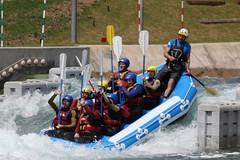 Lee Valley (75) (Steve N London) Tags: england kayak rafting hertfordshire walthamabbey leevalley whitewatercentre 2012olympicvenue 12thjune2014