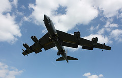 61-0004 Boeing B-52H Stratofortress, United States Air Force, RAF Fairford, Gloucestershire, England (Kev Slade Too) Tags: lobo boeing usaf b52 raffairford stratofortress egva 610004 96thbs doom12