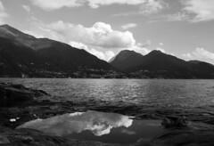 Una nuvola vanitosa (illyphoto) Tags: italy lago italia nuvole nuvola lakecomo lombardia comolake lario pozzanghera illyfoto illyphoto photoilariaprovenzi