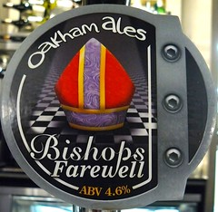Bishops Farewell (Charles Dawson) Tags: beer oakhamales beerclip