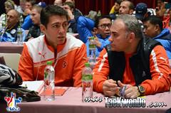 "Congreso Técnico del Mundial Juvenil ""Taipei 2014"""