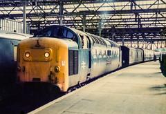 55010. Edinburgh (deltic17) Tags: napier deltic class55