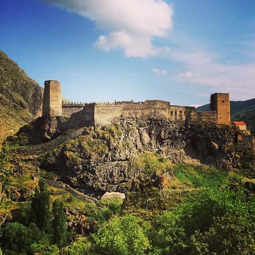 #forteresse #georgia
