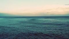Terzo grottino (ssara.balducci) Tags: sunset sea tramonto mare vista pace adriaticsea adriatico sirolo