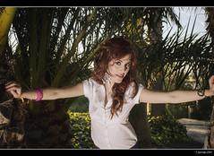 Carolina Palma - 6/10 (Pogdorica) Tags: pose retrato modelo sesion pelirroja parquejuancarlosi posado carolinapalma