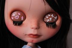Nina (Meigaland) Tags: margaret ladybug blythe takara meets ebl meigalandcustomdolls