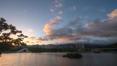 20140721  HDR (vicjuan) Tags: sunset cloud lake geotagged timelapse taiwan  taipei  hdr    neihu tonemapping   geo:lat=2508042 geo:lon=121604321 20140721