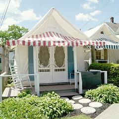 Ocean Grove NJ Tent house (holiday_jenny) Tags: sea summer beach vintage newjersey asburypark nj antiques flea jerseyshore fleamarket oceangrove njshore greatauditorium tenthouses
