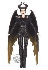 SDCC 2014 Exclusives Toys R Us Winged Fairy Maleficent Doll (IdleHandsBlog) Tags: toys disney toysrus maleficent sandiegocomiccon2014 sdcc2014exclusives