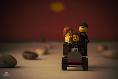 On the run (Peter von Kappel) Tags: family lego minifigure crooks ontherun minifigures legocity