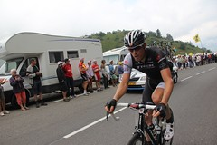 (jpgoday) Tags: road france bike bicycle de cycling tour stage du jens 18 col 2014 tourmalet voigt nibali