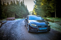 DSC_9294.jpg (WhitePixels Photography) Tags: road wallpaper england black car drive countryside flickr published driver a3 audi behance whitepixels robroydwindfarm