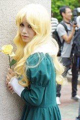 DSC05390 (RamaWangFlickr) Tags: cosplay mary cosplayer coser sonya77 carlzeissplanar1450zst   cwt37day1