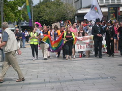 "Gay Police Association Leads Plymouth Pride 2014 • <a style=""font-size:0.8em;"" href=""https://www.flickr.com/photos/66700933@N06/14689877600/"" target=""_blank"">View on Flickr</a>"