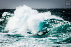 Mutant Wave (sebr) Tags: storm surf wind wave swell