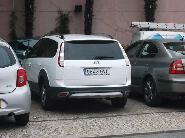 ford focus 2010 xroad