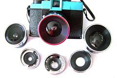 Diana F+ (Random Tandem) Tags: lens photography diana cameras superwide